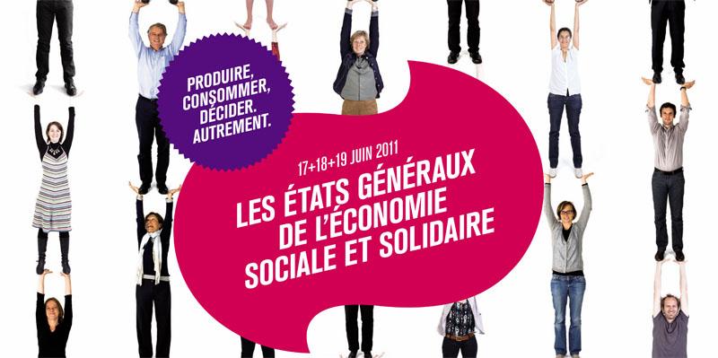 Etats g n raux de l conomie sociale et solidaire mon - Chambre de l economie sociale et solidaire ...