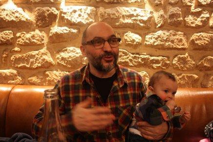 Xavier Denamur, restaurateur à Paris © mqa