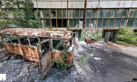 Tchernobyl Crédits Kevin Dooley