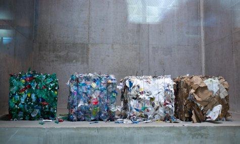 poubelle déchets recyclables Crédits DR
