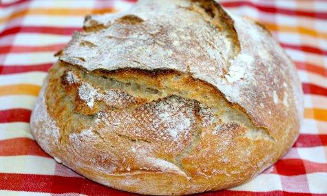 Une miche de pain, crédit flickr : cheeseslave