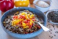 Lentilles au riz et légumes - DR Mon Quotidien Autrement - E. Montuclard