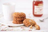 Biscuits miel et flocons d'avoine - DR Mon Quotidien Autrement - E. Montuclard