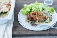 Lasagnes champignons épinards - DR Mon Quotidien Autrement - E. Montuclard