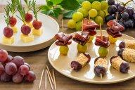 Bouchées aux raisins - DR Mon Quotidien Autrement - E. Montuclard