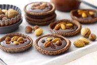 Tartelette chocolat et mendiants