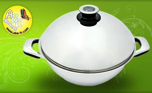 ABE Ustensiles de cuisine : du goût, des vitamines et des économies d'énergie