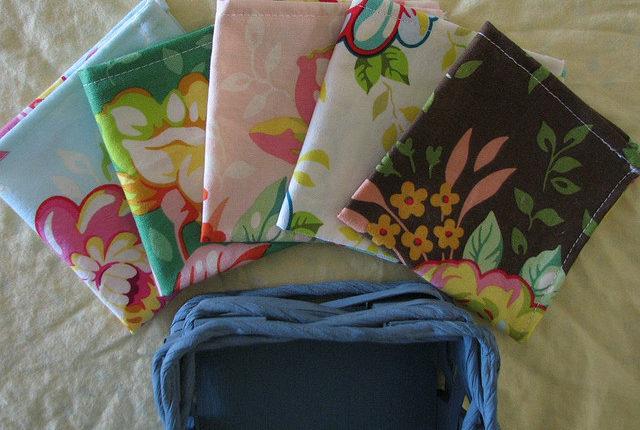 Sortez vos mouchoirs… en tissu