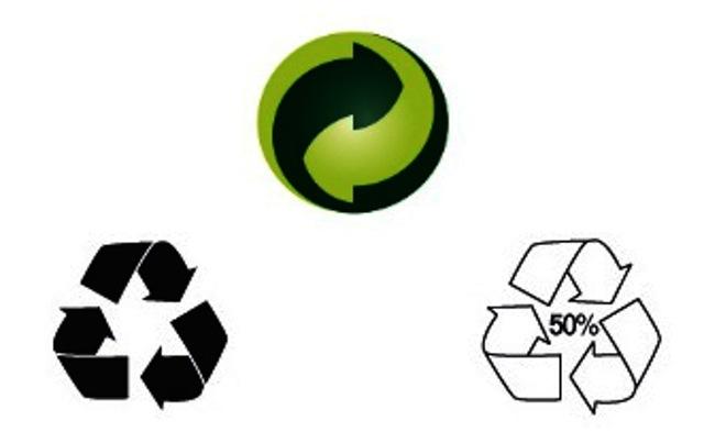 reconna tre un produit recycl ou recyclable mon quotidien autrement. Black Bedroom Furniture Sets. Home Design Ideas