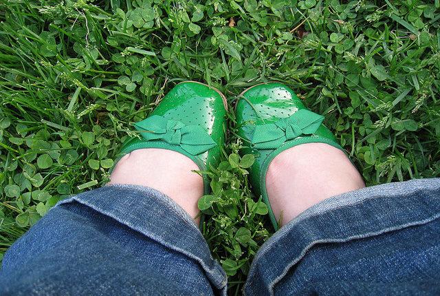 Ça marche pour les chaussures écolo!
