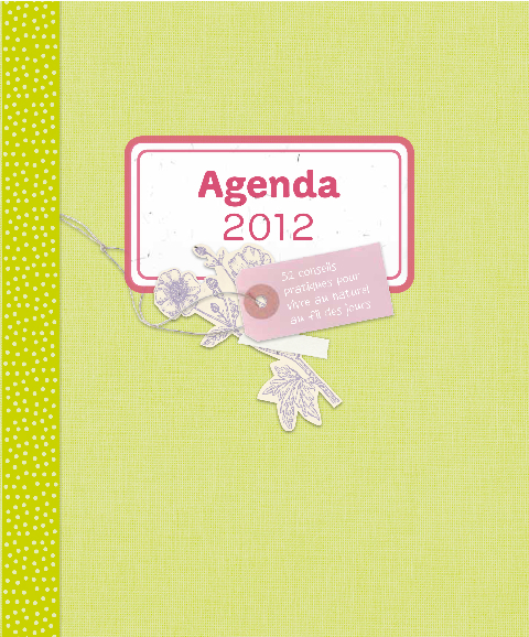 Agenda 2012 de Body Nature