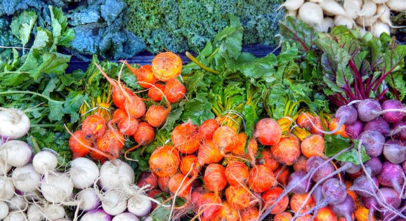 Légumes anciens d'hiver : comment les préparer ? La betterave et le navet.