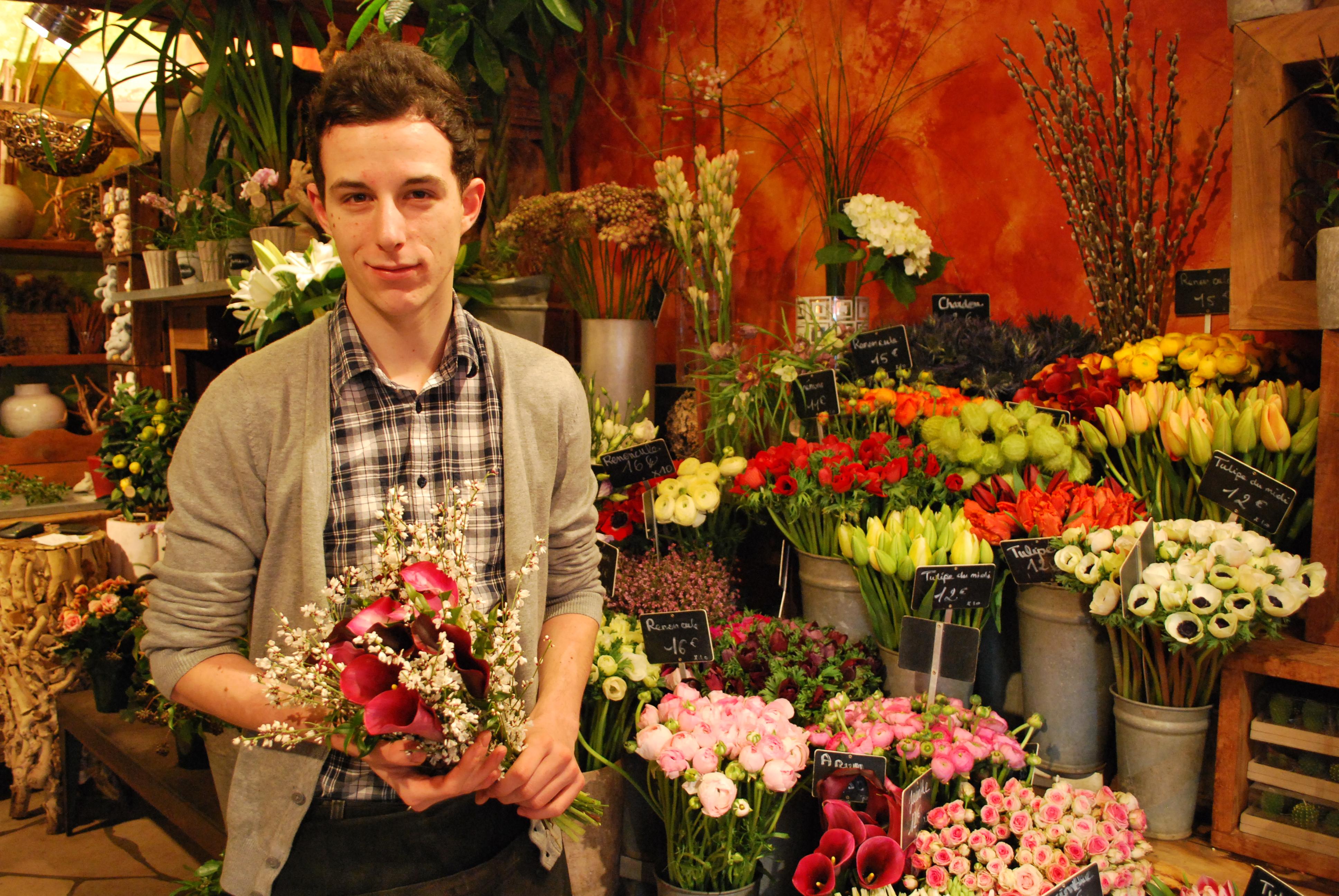Vos premiers bouquets de printemps