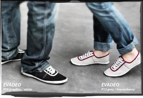 Les chaussures écolo FYE