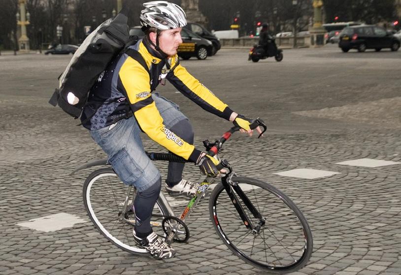 Ces coursiers qui ne jurent que par leur vélo