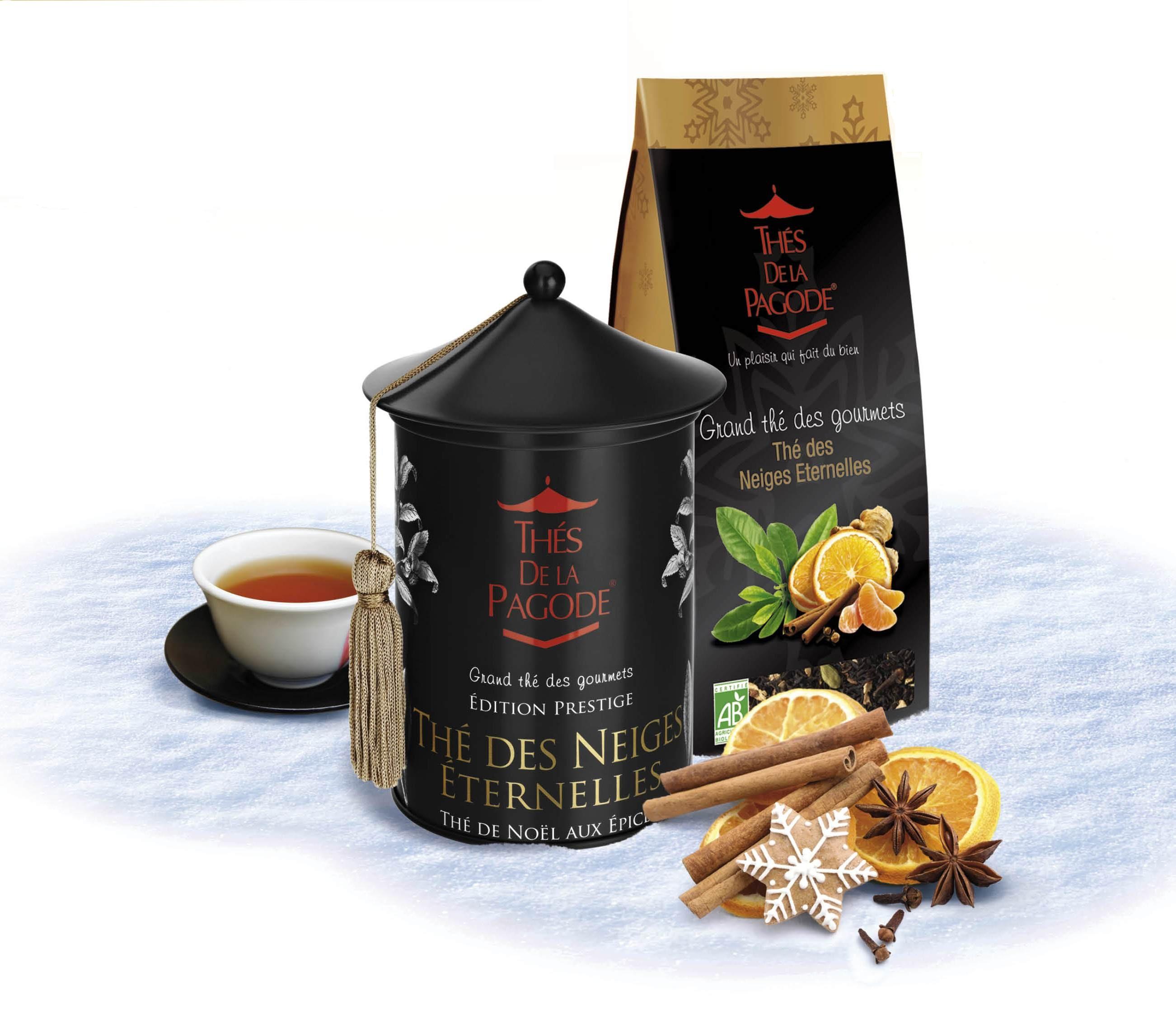 Le thé des Neiges éternelles