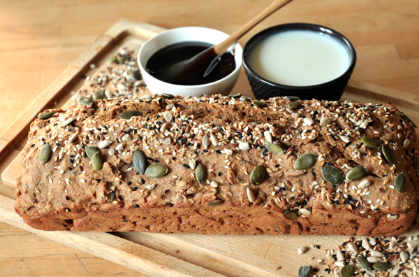 Soda bread, le pain irlandais