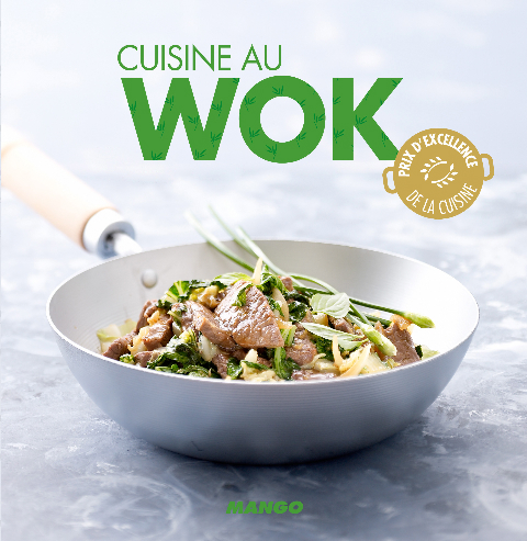 Cuisine au wok, de Marie-Laure Tombini