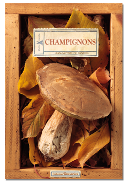Champignons, de Jean-Baptiste de Panafieu