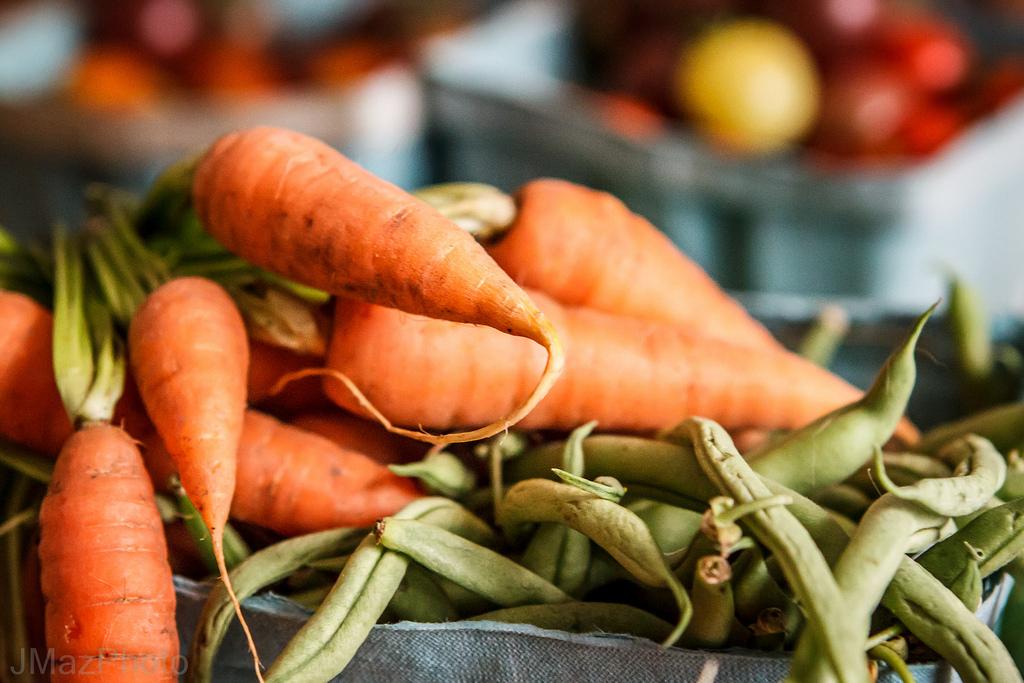 Les carottes sont crues !
