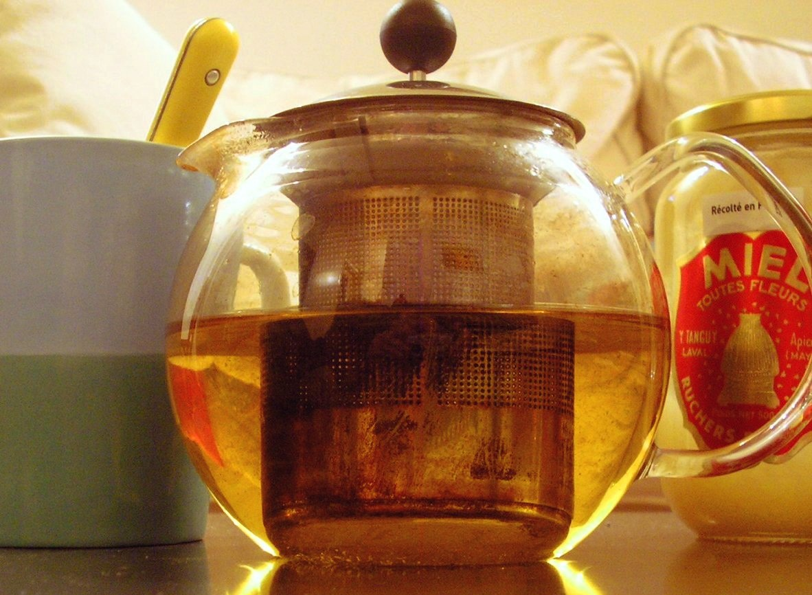 4 potions anti-rhume