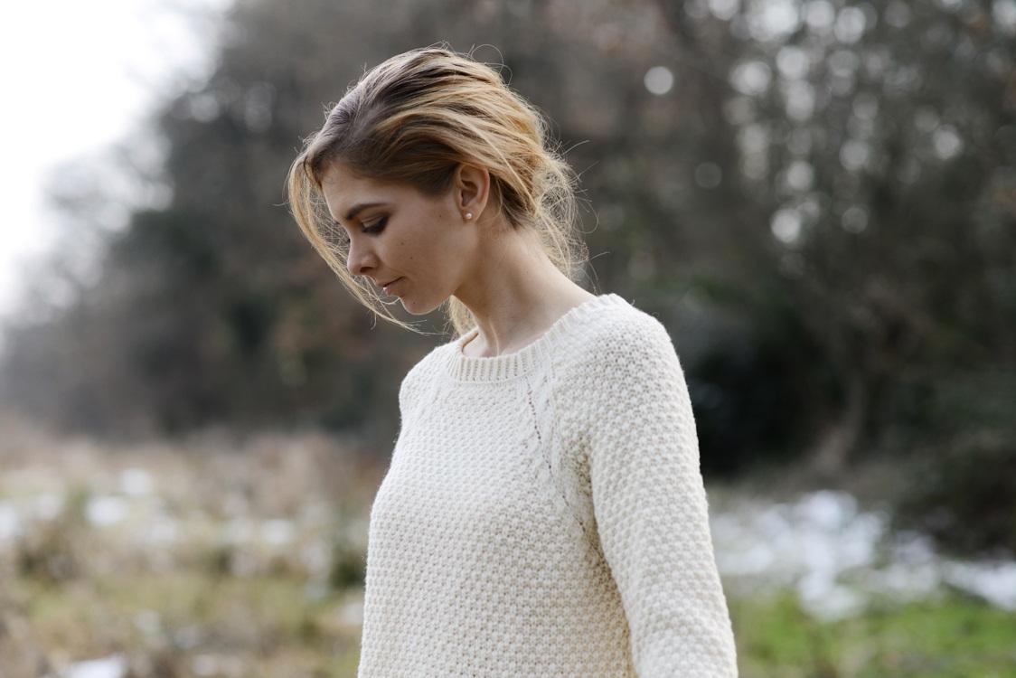 Le pull en laine mérinos d'Arles, de Juste