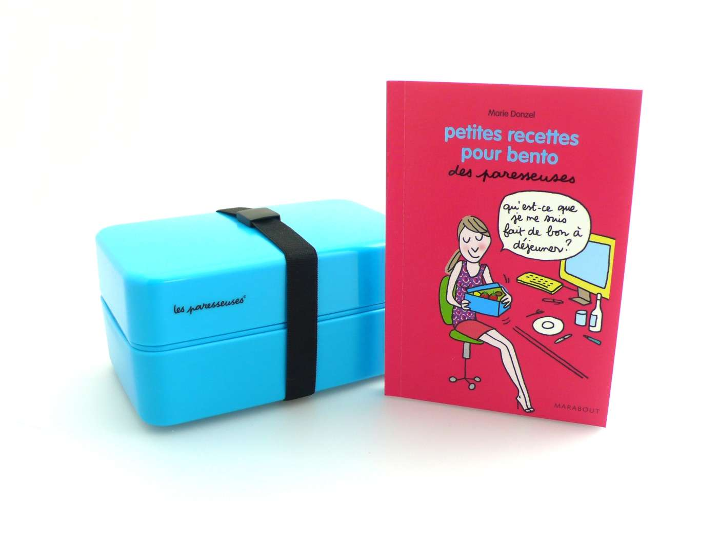 """""""La bento box des paresseuses"""", de Marie Donzel"""
