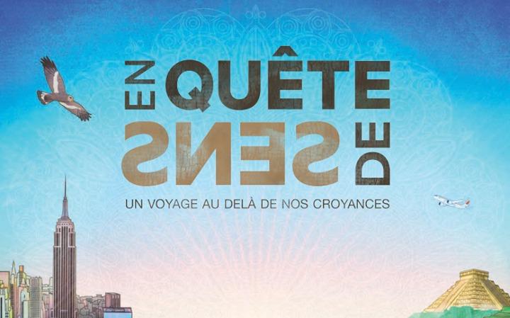 """""""En quête de sens"""", un film de N.Coste et M. de La Ménardière"""