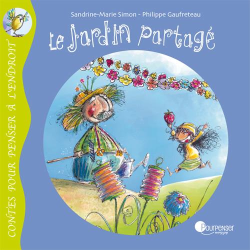 """""""Le Jardin partagé"""", de la collection Pour Penser"""