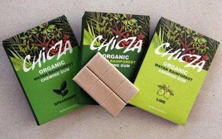 Chicza, le chewing-gum des Mayas