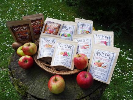 Nutsery, la pause fruits secs