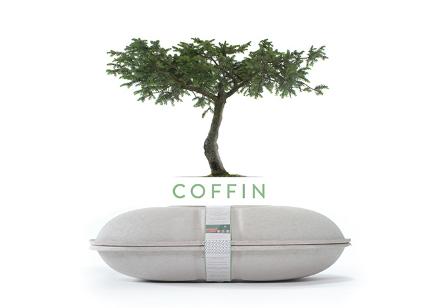 Coffin, le cercueil pour animaux écologique et poétique