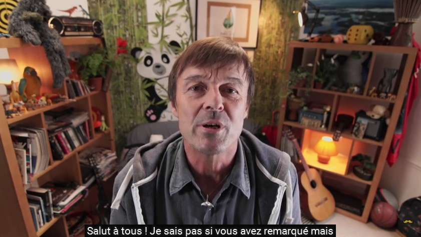 Video Nicolas Hulot Cop 21