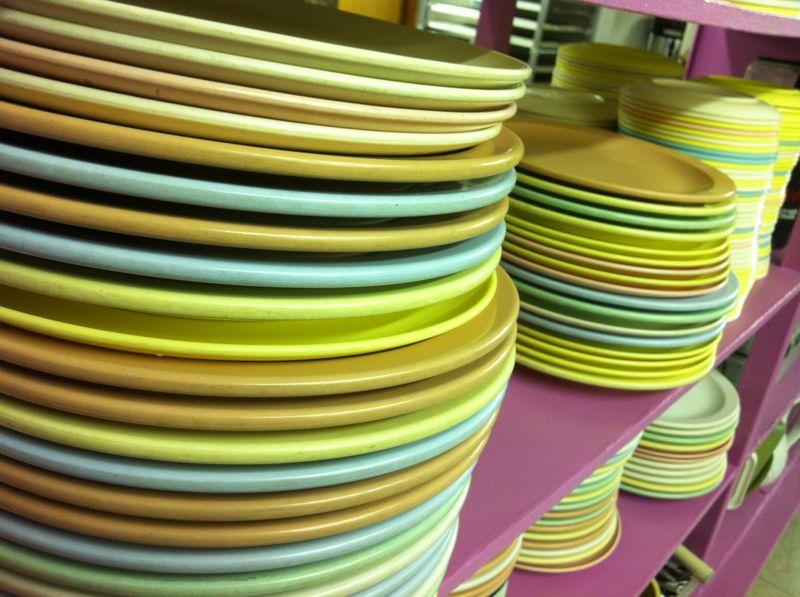 La vaisselle en mélamine: que faut-il en penser?