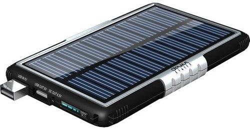 Le chargeur solaire pour smartphone