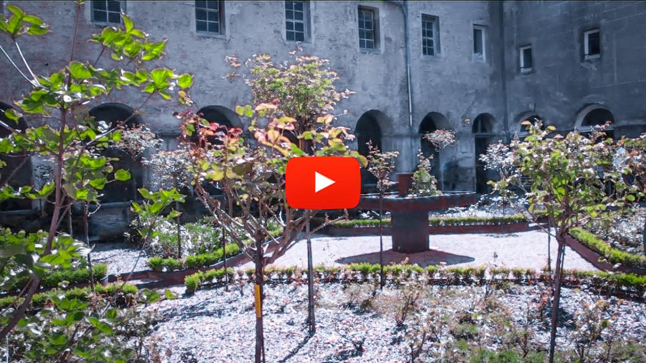 Des jardins pour cultiver la mémoire