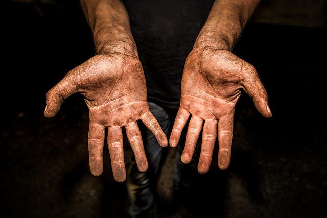 Se laver les mains : idée révolutionnaire