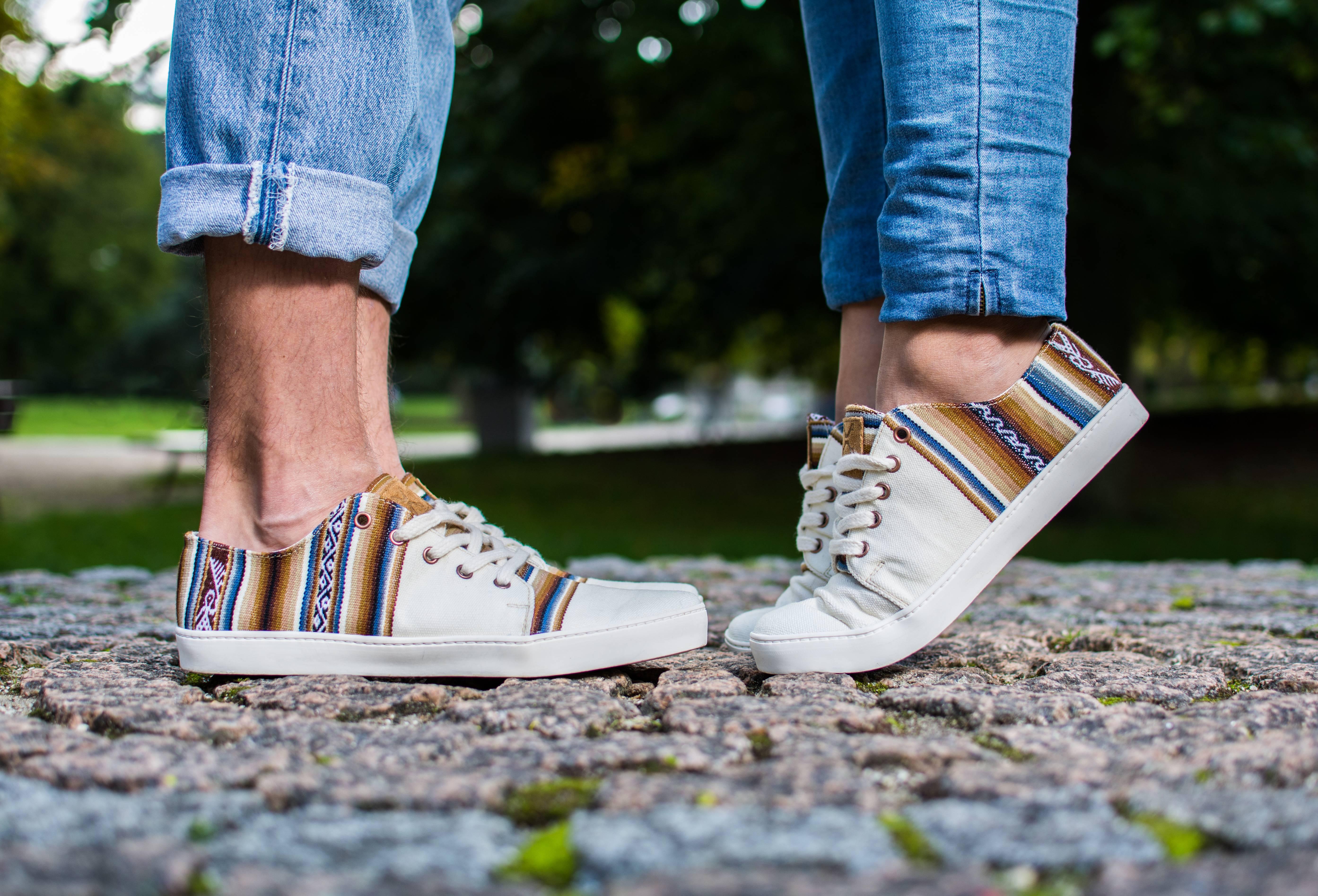 Les chaussures Perús