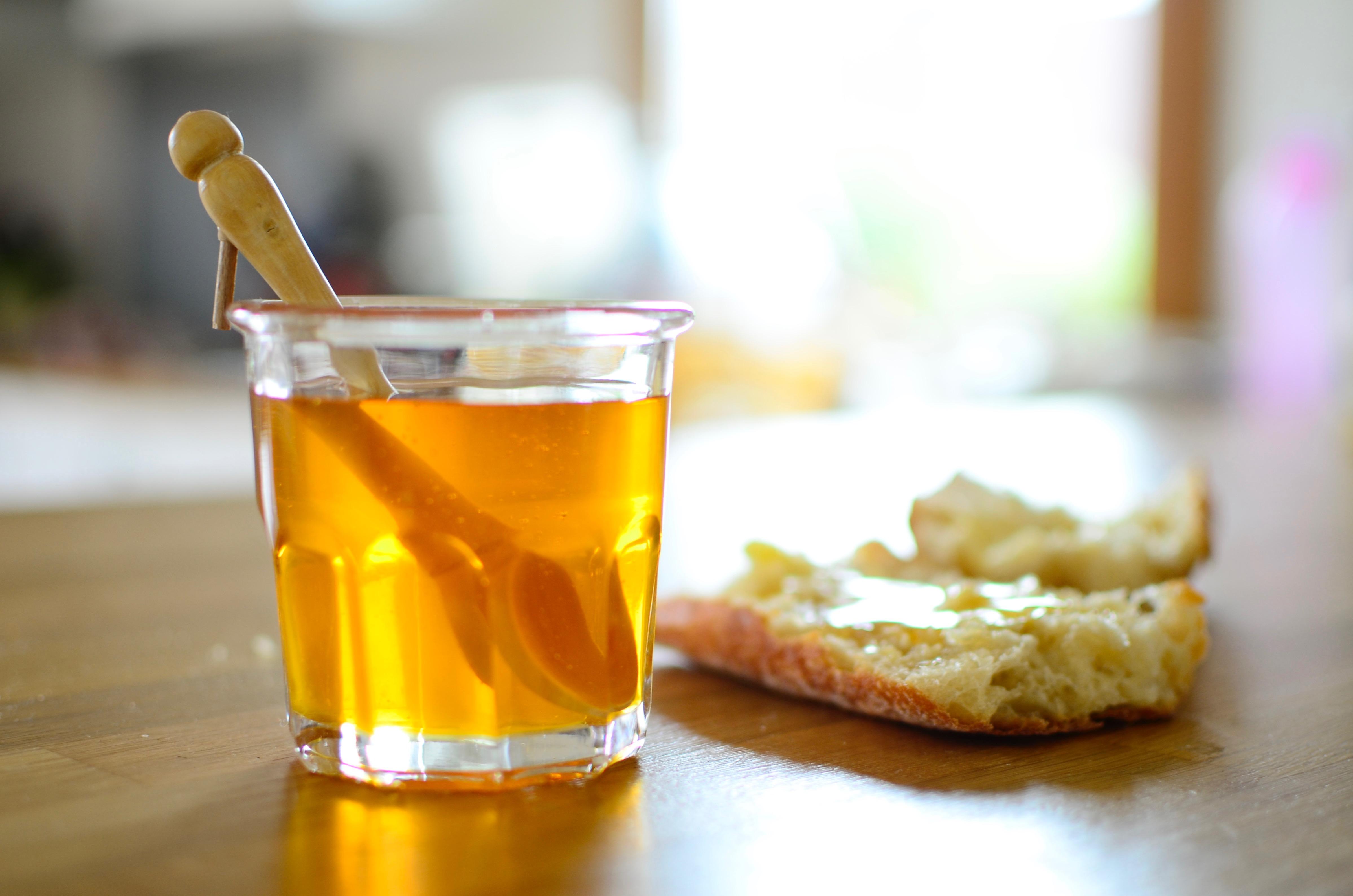 La cuillère à miel de Naturapi