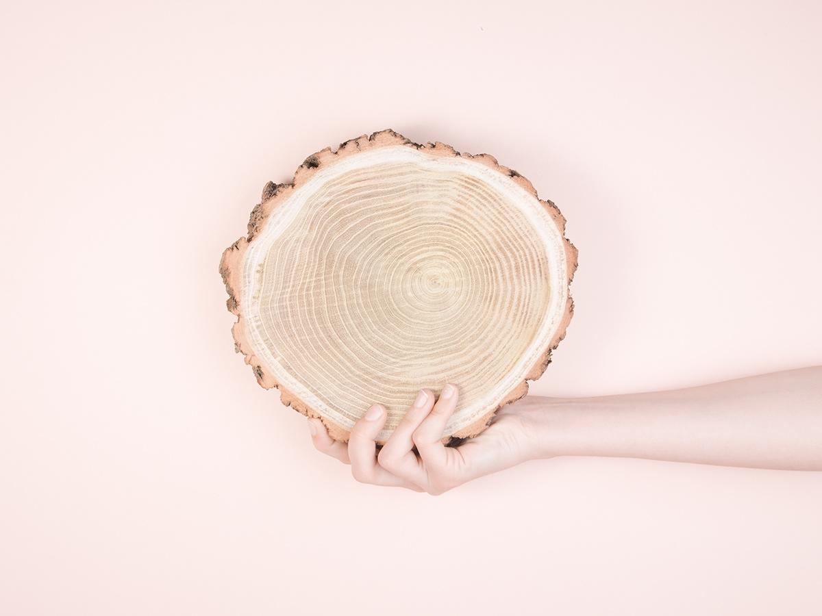 Le plateau knieja wood mon quotidien autrement for Plateau acacia
