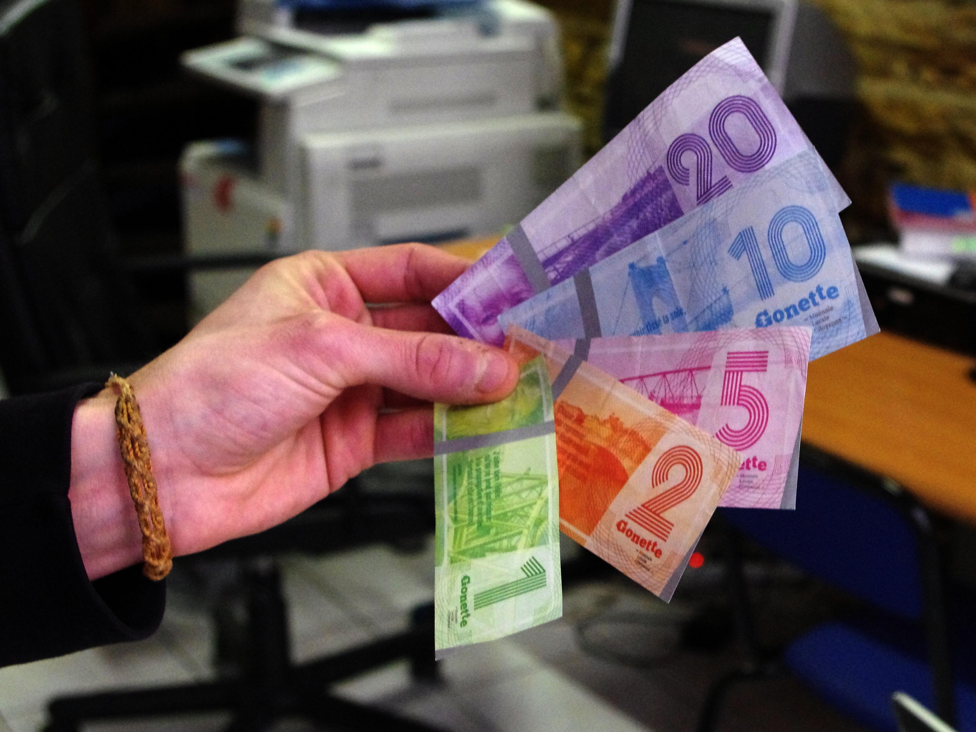 Les monnaies locales continuent à éclore