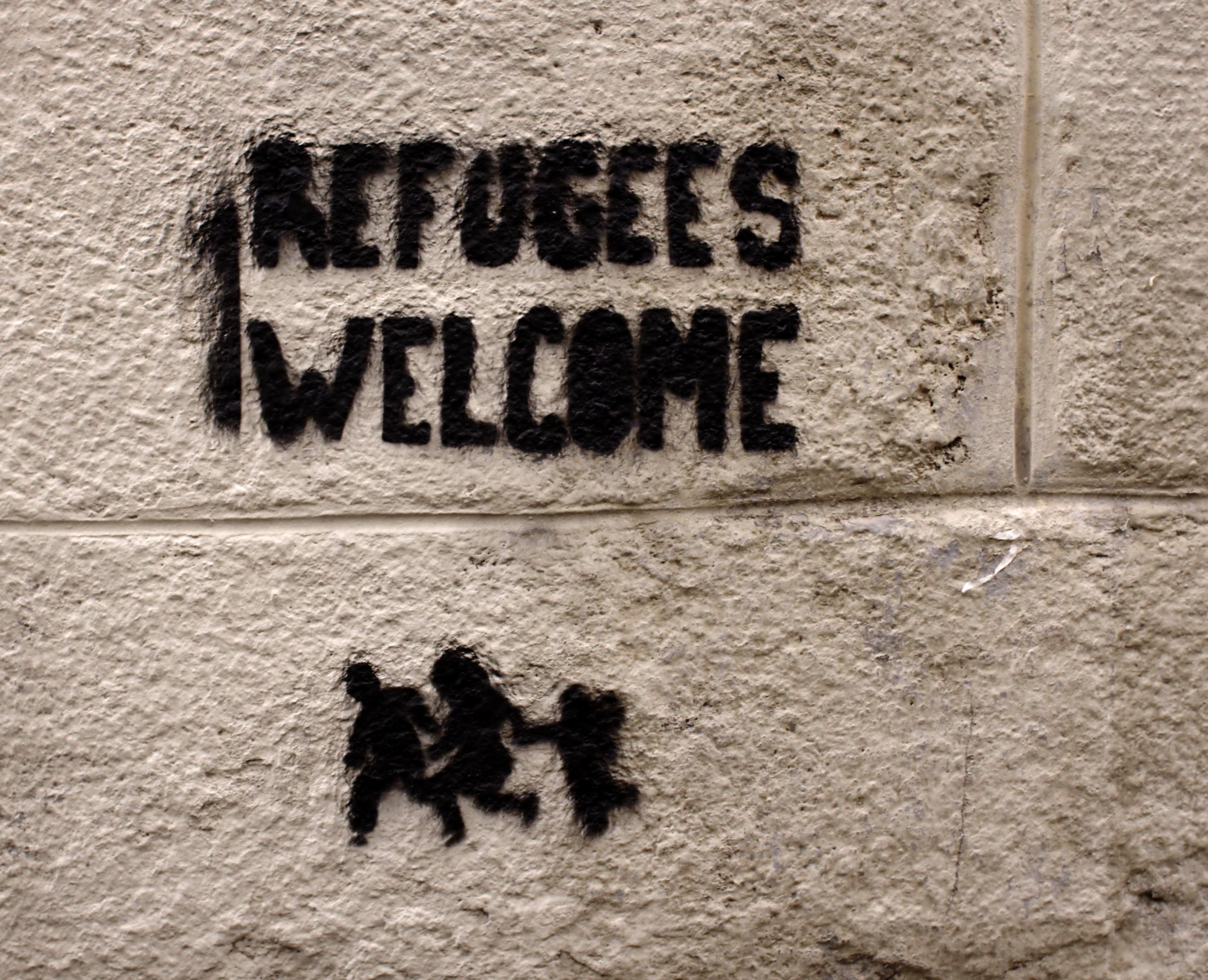 Accueillir un réfugié: « Humainement, c'est quelque chose à vivre»
