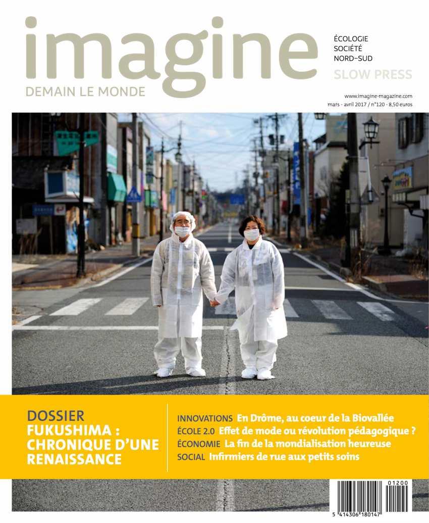 La revue Imagine Demain le monde