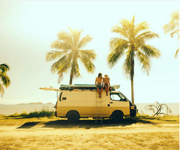 #VanLife Les hippies du 21ème siècle