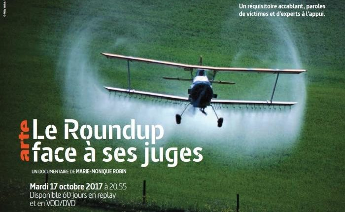 Le Roundup face à ses juges de Marie-Monique Robin.