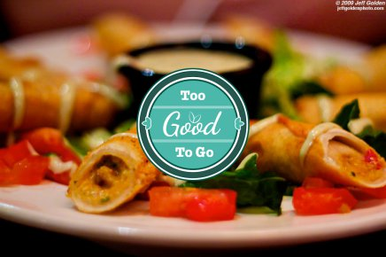 L'Application Too Good To Go, Anti-Gaspillage Alimentaire - Mon
