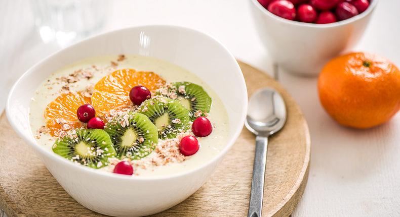 Bol déjeuner aux fruits de saison - DR Mon Quotidien Autrement - E. Montuclard