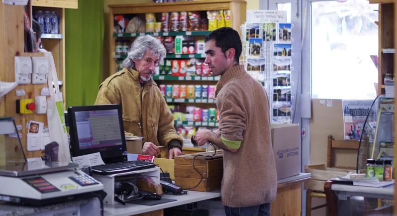 Ma Coop - La Vie au Vert est devenue une épicerie coopérative en juin dernier. © DB