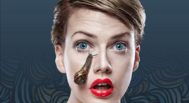 La marque Mlle Agathe propose des cosmétiques à base de bave d'escargot. © Mlle Agathe