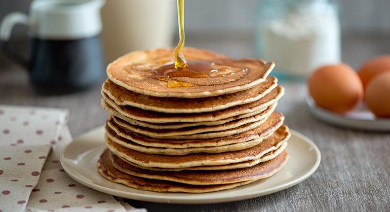 Pancakes à la farine d'orge - DR Mon Quotidien Autrement - E. Montuclard